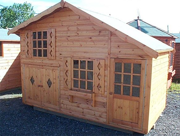 felt house for boys sheds essex sheds summerhouses cabins playhouses sheds