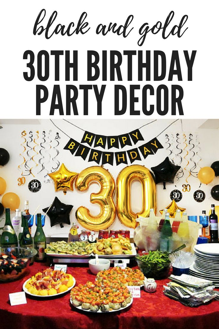 Best 25 30th birthday balloons ideas on pinterest for 30th birthday party decoration packs