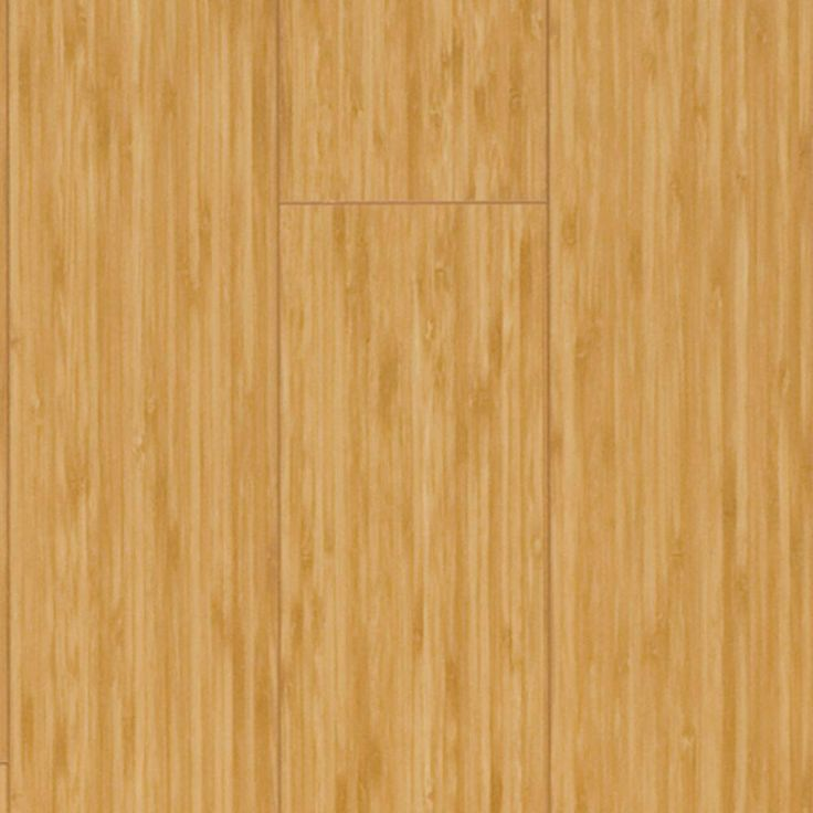 Prestige Exotics Pacific Bamboo Laminate Flooring - 5 in. x 7 in. Take Home Sample, Light