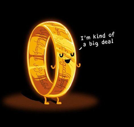 Kind of a Big DealGeek, Shirts, The Hobbit, Funny, Rings, Lord, Kind, Big Deals, Lotr Fandoms