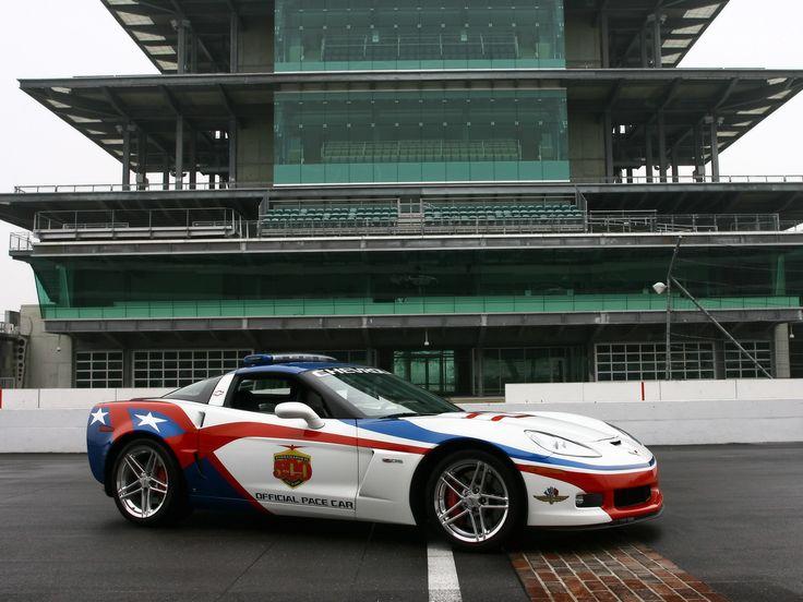2006 Chevrolet Corvette Z06 Indianapolis 500 Pace Car Image