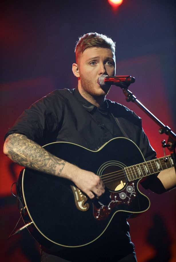 although he wasn't my favourite on x factor, i love james arthur's voice & i'm a big fan of his previous work. love impossible too, and looking forward to what he releases next..