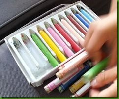 Color matching: (un)dressing the crayons