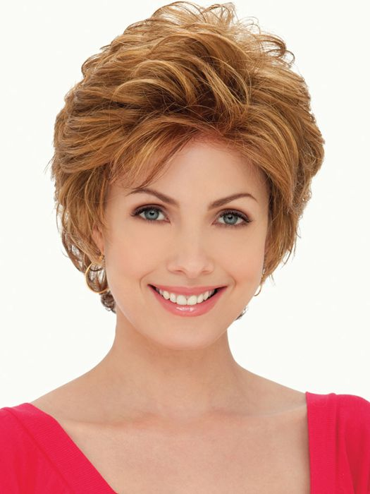 Find The Hazel Wig By Estetica Designs Wigs Is A Short Length Womens With Front Lace Line For Natural Customized Fit