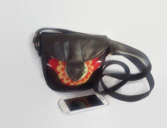 Mini Cross Body Bag Swoon Dollie Bag Small Bag Cross by BeesAttic