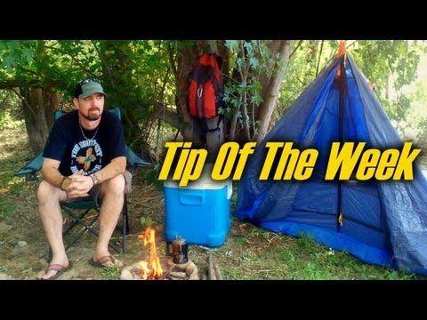5 Cool Camping Tips & Tricks http://rethinksurvival.com/posts/5-cool-camping-tips-tricks-video/