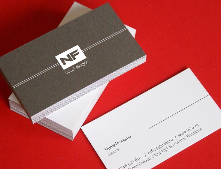 Modele carti de vizita – Business 03 | Carti de vizita - INKU - Modele online
