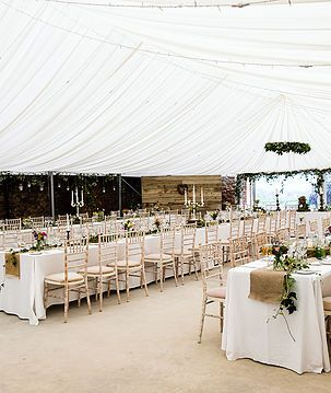 27 best lilac blue pink wedding flowers images on for Unique wedding venues north east
