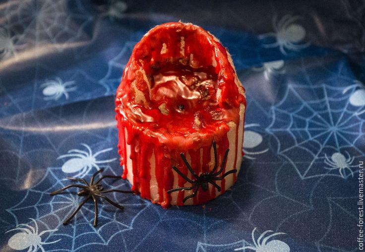 Создаем «Кошмарные свечи» на хэллоуин - Ярмарка Мастеров - ручная работа, handmade, halloween