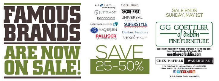 Famous Brands Sale.