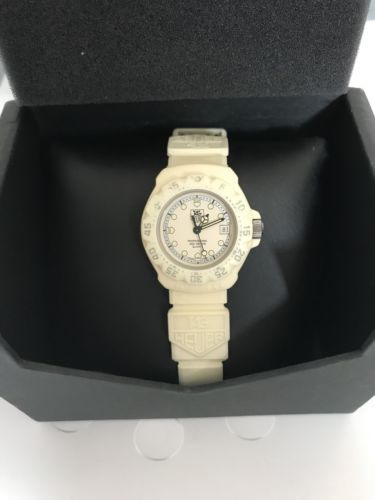 Ladies Tag Heuer Formula 1 Cream Sport Watch 361.508