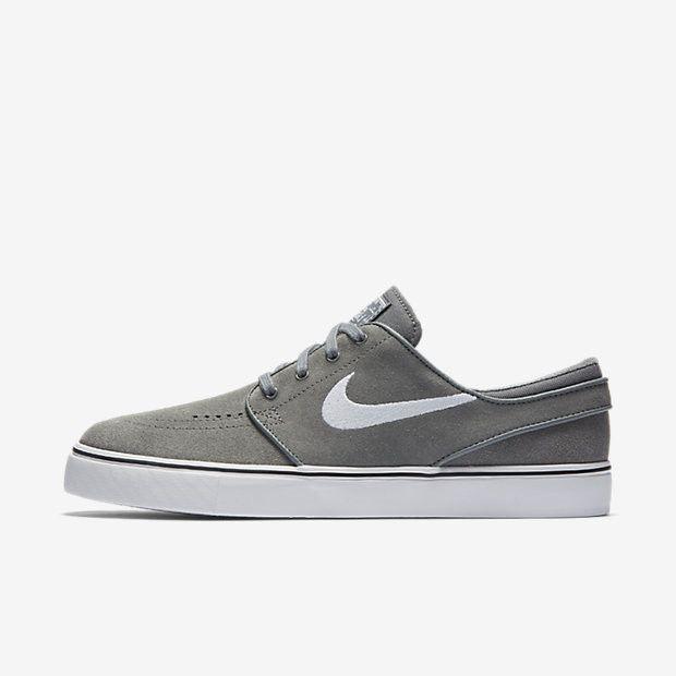 Nike SB Stefan Janoski-Cool Grey/Wht-BLK