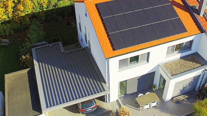 The Democratization Of Energy Residential Solar Houses In Germany Solar