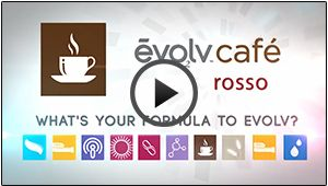 Evolv Café Rosso coffee. Taste-Good, Feel Good  Beneficial phytochemical pigment, known as Astaxanthin, is found in sea life and along with the red color brings nutrient rich and health-supporting antioxidants.  Benefits: -Eyes -Skin -Joints -Connective tissue -Immune system -Nurological health -Digestion -Muscle function & recovery -Strong antioxidant  ADDITIONAL IMMUNE SUPPORT From Yun Zhi and Ganoderma Mushrooms  Replace: Current regular coffee with healthy, better Café Rosso coffee.