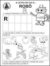 Resultado de imagem para atividades com a letra p maiuscula cursiva para a educação infantil