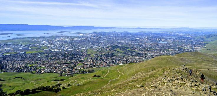 Mission Peak, Fremont, California   West Coast   Pinterest ...