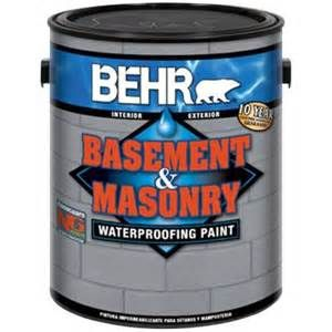 Behr Basement Waterproofing Paint Review - The Best Image Search