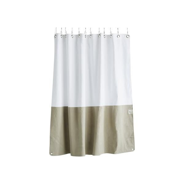 Orient Desert Shower Curtain Curtains Designer Shower Curtains