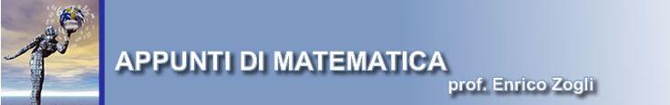 La matematica per le scuole superiori nelle videolezioni del prof. Zogli