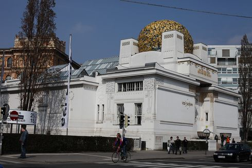Vienna; Secession (Source: www.smart-travelling.net)