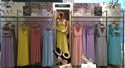 Great Bridesmaid Dresses in all colours at great prices dresses start at 69.95 euro, check out www.pamelascott.com