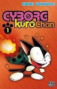 Cyborg Kuro Chan - Mèo máy Kuro Chan