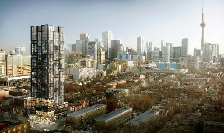 Theory Condos, will rise 30 storeys in a prime downtown Toronto location, steps to U of T's St. George campus.