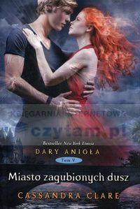 http://czytam.pl/k,ks_291711,Dary-Aniola-5-Miasto-zagubionych-dusz-Clare-Cassandra.html