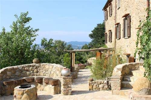 Farmhouse With Annexes And Swimming Pool, Volterra (MD2161341) -  #Farm for Sale in Pisa, Toscana, Italy - #Pisa, #Toscana, #Italy. More Properties on www.mondinion.com.