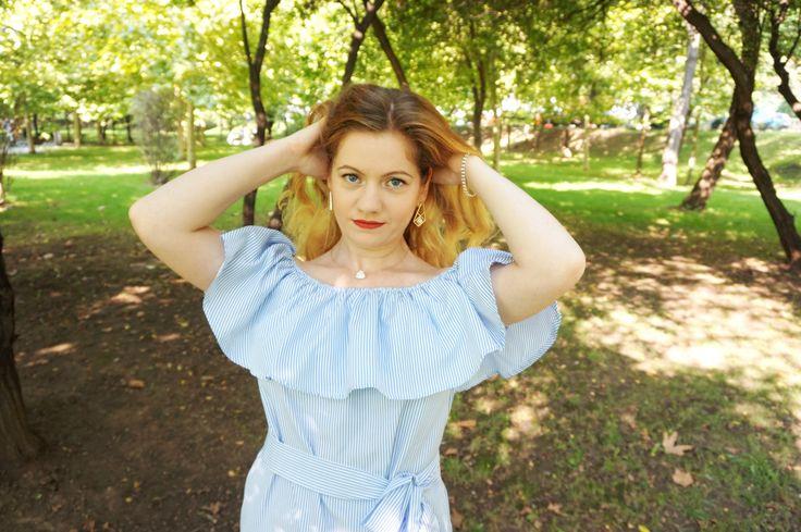 Ținuta mea pentru o zi de vară în septembrie – Lory's Blog