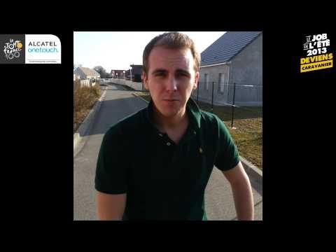 Adrien, maillot vert du Tour de France 2013 ?