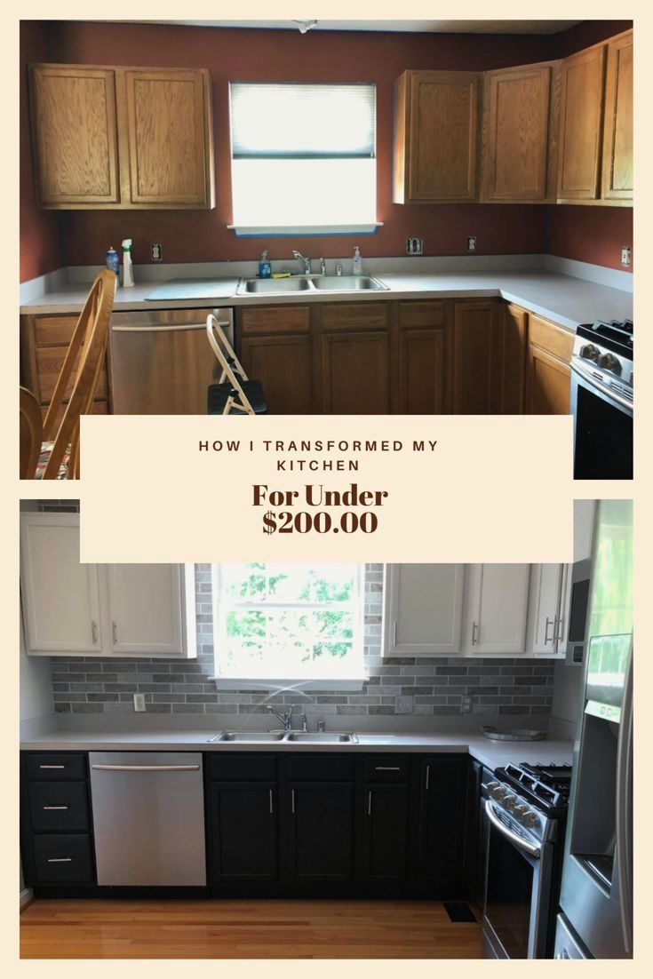 Pin On Diy Kitchen Makeover