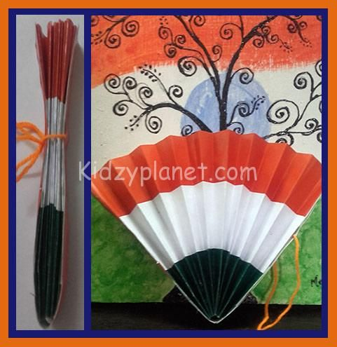 Indian Republic Day Craft Ideas for Kids