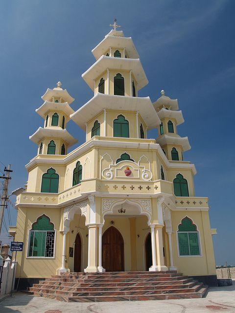St. Roch's Church, India