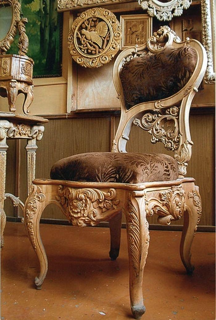 Arch pinterest muebles antiguos - Sillas y sillones clasicos ...