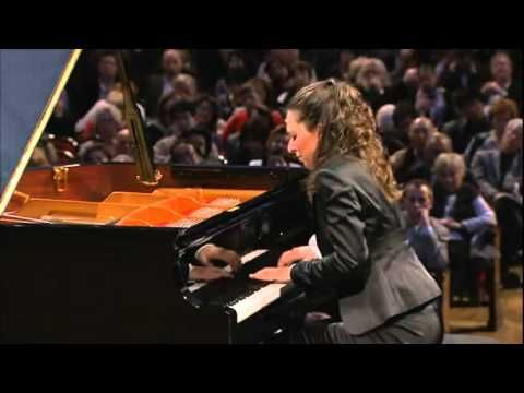 Chopin Competition 2010 - Yulianna Avdeeva - Sonata no2 in b flat minor ...