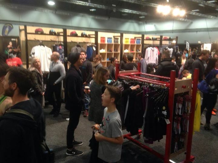 Reebok site a hit with the punters!