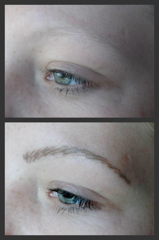 Eyebrow hairstrokes. Vanderbijpark - Marié Holtzhausen 083 692 2207