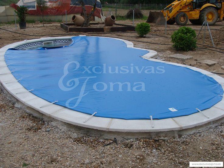 25 melhores ideias sobre piscina de lona no pinterest for Piscina prefabricada
