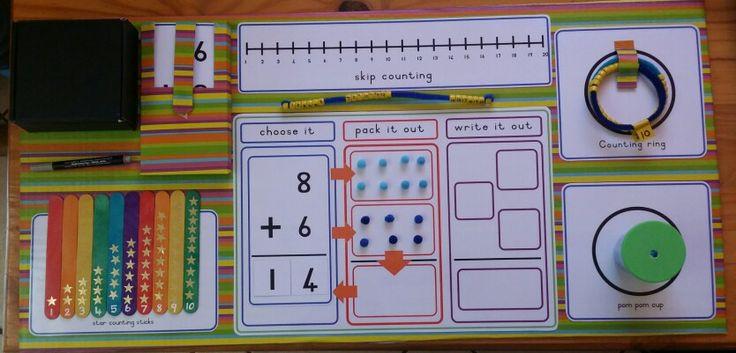 maths play board