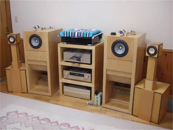 長岡派のuさん宅にお伺いしました 趣味の小部屋 Audifill公式ブログ ハイファイ スピーカー 小部屋