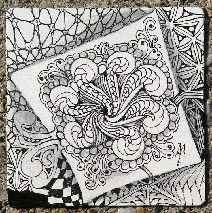 Best images about zentangle maria thomas on pinterest