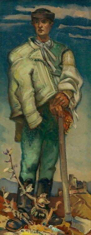 Eastern-European stuff - zjawiska: Martin Benka: Slovakian folk clothing