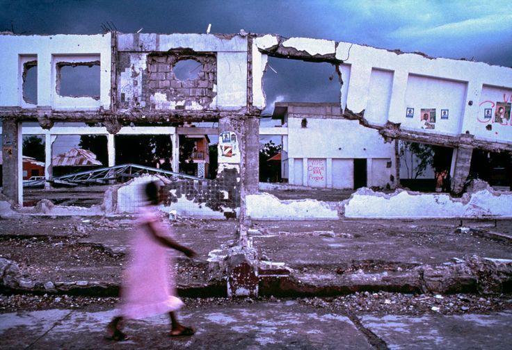 Haiti (1986-1987) Photographs by Alex Webb - fotojournalismus