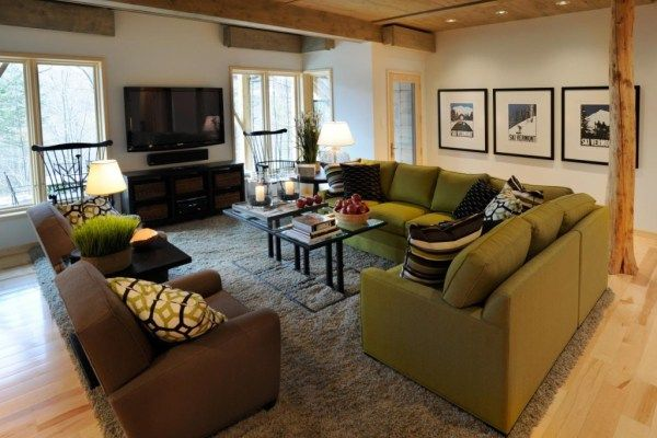Furniture Layout Ideas : Balance and Symmetry - Kylie M Interiors