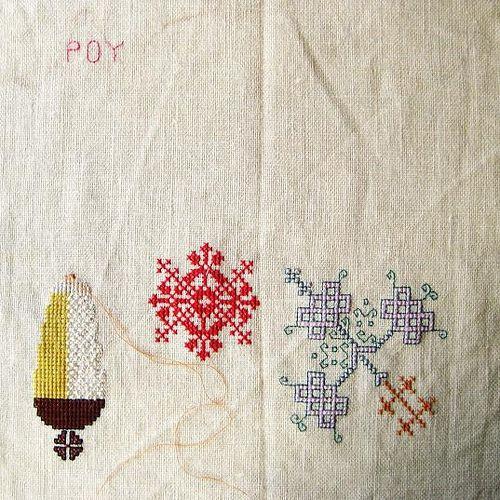 Cross stitch by At Swim-Two-Birds (via Flickr)