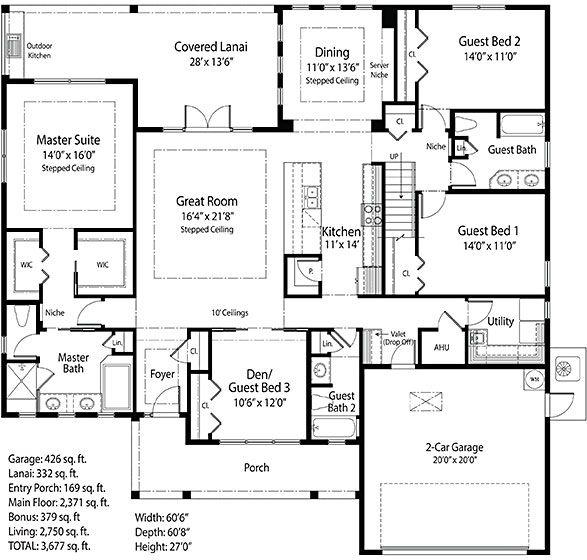 17 best images about house plans on pinterest craftsman for Coastal craftsman house plans