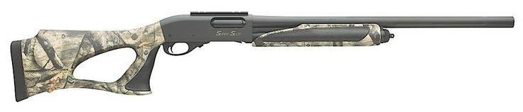 "Rem 82101 870 Pump 12ga 25"" 3"" Mossy Oak Treestand Stck,Blk Fin Model 870 Special Purpose Synthetic Slug Shotgun 82101 http://www.firearms4u.com/guns/shotguns/remington-firearms/  #gunsforsale #firearmsforsale #shotgunsforsale #remington"