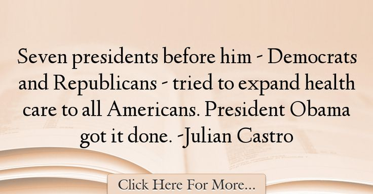 Julian Castro Quotes About Health - 33704