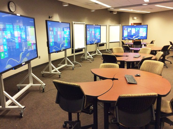 Wendt Library Study Rooms